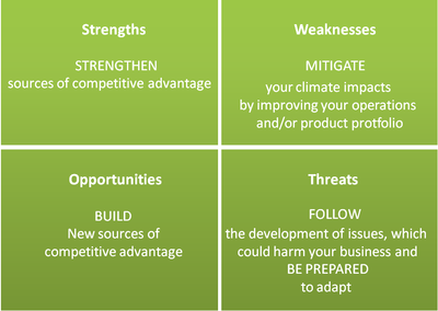 Baltic Climate – Business Swot Analysis